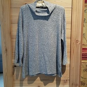 Gap soft knit cowl neck sweater